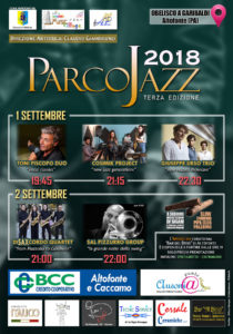 PARCO JAZZ 2018 il Festival Jazz di Altofonte