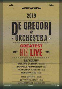 De Gregori & Orchestra – 14 giugno Taormina