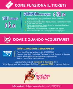 Carnevale di Acireale 2019- The Kolors in concerto 3 MARZO ORE 21 – THE KOLORS IN CONCERTO IN PIAZZA DUOMO