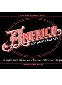 America 11 Luglio 2019 Teatro Antico - Taormina