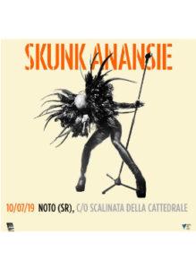 Skunk Anansie 10 Luglio 2019 Scalinata della Cattedrale - Noto