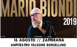 Mario Biondi - 16 Agosto 2019 Anfiteatro Falcone - Zafferana Etnea