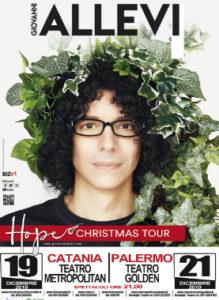 Giovanni Allevi in CHRISTMAS TOUR 2019 - Teatro Golden (PA)