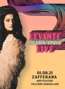 Levante - Anfiteatro - Zafferana Etnea